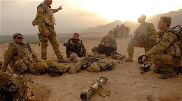 جنود أستراليون في أفغانستان (أرشيف)