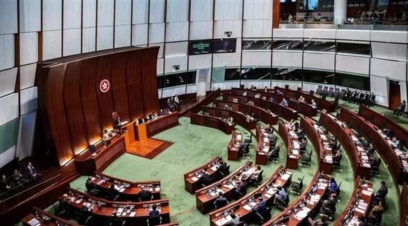 جانب من البرلمان في هونغ كونغ (أرشيف)