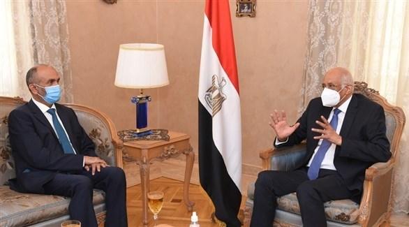 رئيس مجلس النواب المصري الدكتور علي عبد العال (أرشيف)