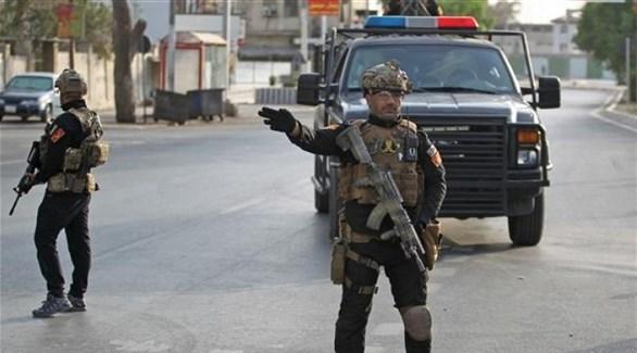 قوات أمن عراقية في كركوك (أرشيف)