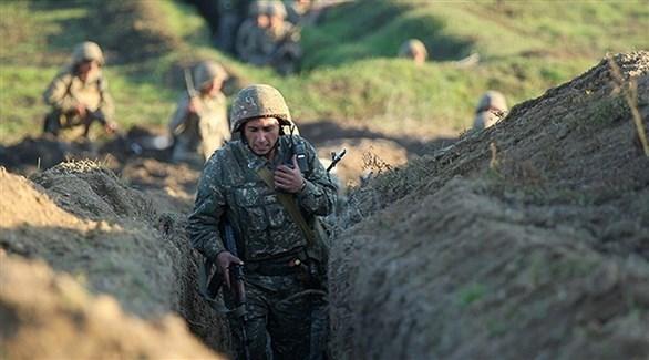 الجيش الأرمني (أرشيف)