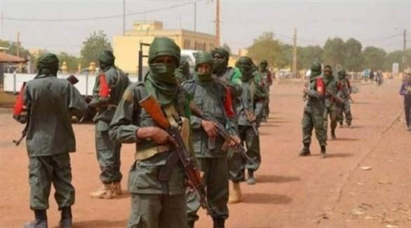 جنود من جيش بوركينا فاسو (أرشيف)