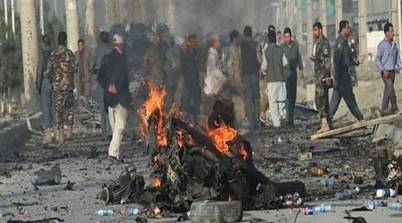 انفجار مفخخة في العاصمة الأفغانية كابول (أرشيف)