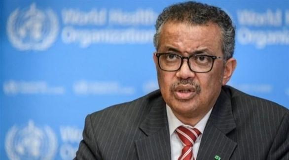 مدير منظمة الصحة العالمية (أرشيف)