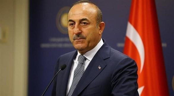 وزير الخارجية التركي جاويش أوغلو (أرشيف)
