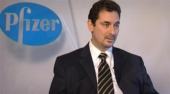 الرئيس التنفيذي لشركة فايزر ألبرت بورلا (أرشيف)