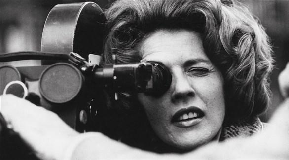 المخرجة الفرنسية الراحلة نيلي كابلان (أرشيف)