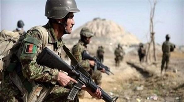 عناصر من القوات الأفغانية في عملية أمنية (أرشيف)