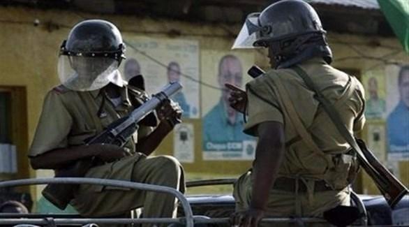 عناصر من الشرطة الأثيوبية (أرشيف)