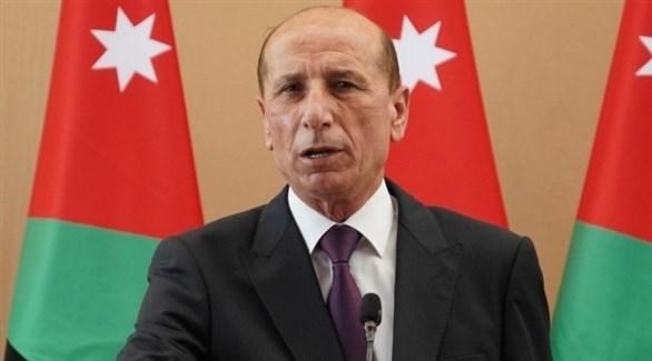 وزير الداخلية الأردني الستقيل توفيق الحلالمة (أرشيف)