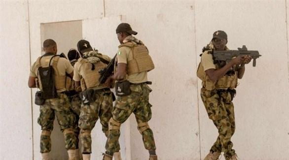 عناصر من الجيش الموريتاني (أرشيف)