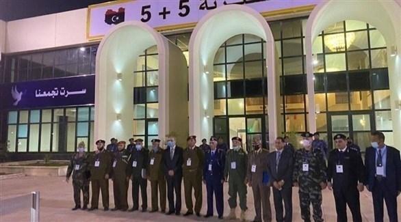 اجتماع اللجنة العسكرية (وسائل إعلام ليبية)
