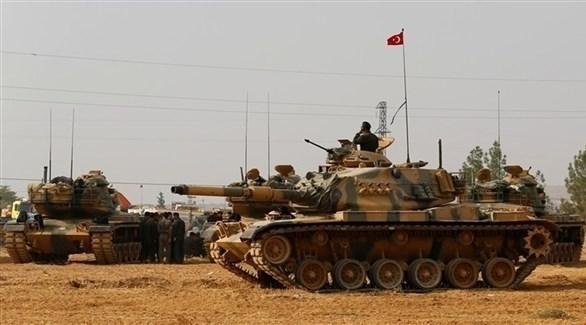 القوات التركية في عفرين السورية (أرشيف)