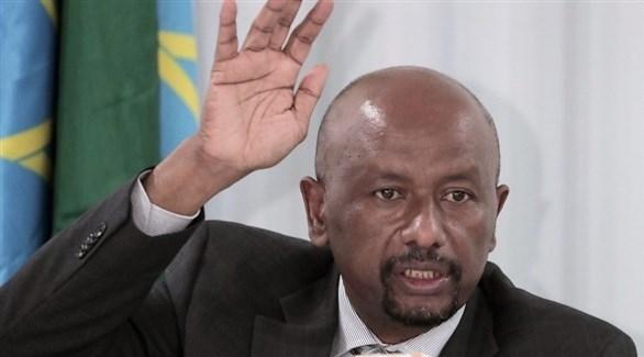 وزير المياه الأثيوبي سيليشي بيكيلي (أرشيف)