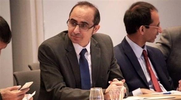 القيادي الأحوازي الإيراني المخطوف في تركيا حبيب فرج الله كعب (أرشيف)