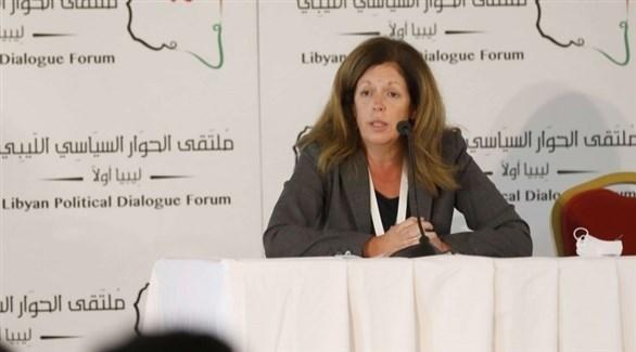 ستيفاني وليامز مبعوث الأمم المتحدة إلى ليبيا بالإنابة (أرشيف)