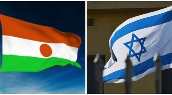 علما إسرائيل والنيجر (أرشيف)