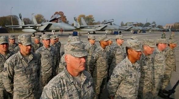 الجيش الأمريكي (أرشيف)