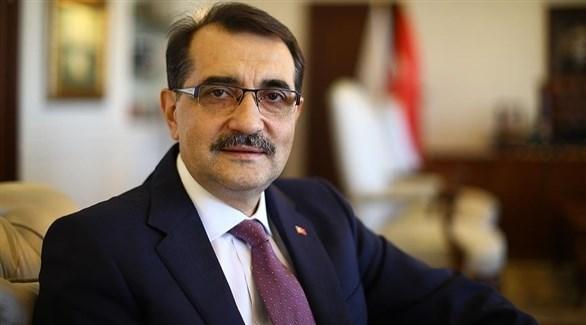وزير الطاقة التركي فاتح دونماز (أرشيف)