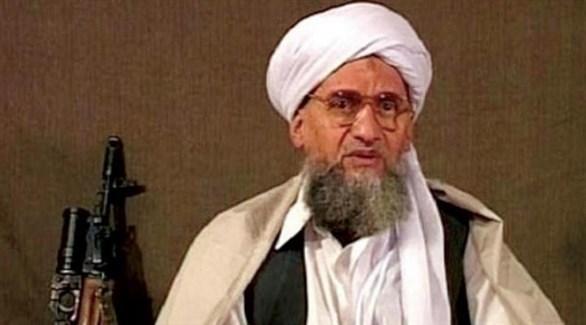 زعيم تنظيم القاعدة الإرهابي أيمن الظاهري (أرشيف)