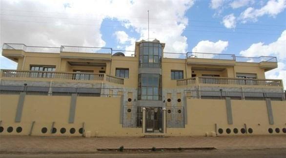 السفارة الأمريكية في العاصمة الإريترية (أرشيف)