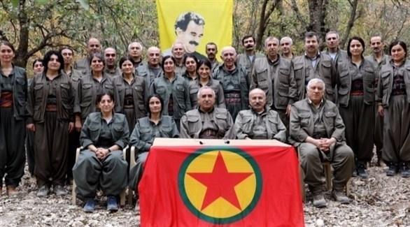 حزب العمال الكردستاني (أرشيف)