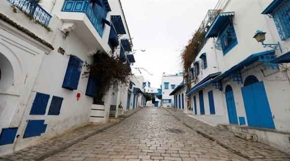 شوارع فاضية في تونس (أرشيف)