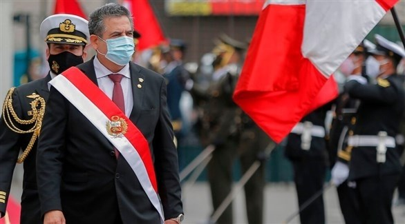 رئيس البيرو (أرشيف)