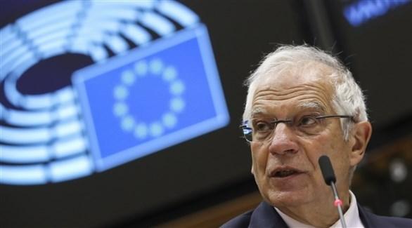 مسؤول الاتحاد الأوروبي جوسيب بوريل (أرشيف)