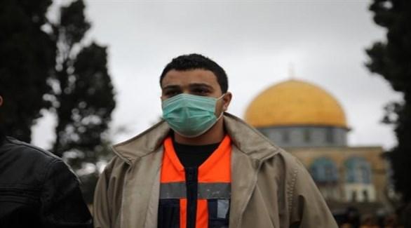 شاب فلسطيني في الحرم القدسي (أرشيف)