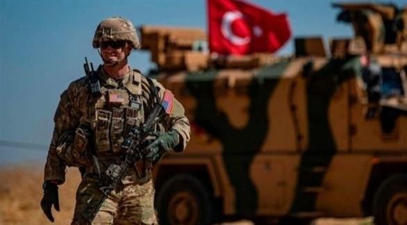 عنصر في الجيش التركي (أرشيف)