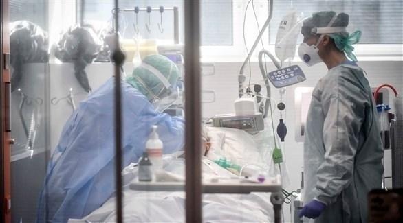 كوادر طبية في فرنسا (أرشيف)