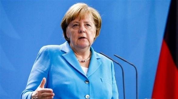 المستشارة الألمانية أنجيلا ميركل (أرشيف)