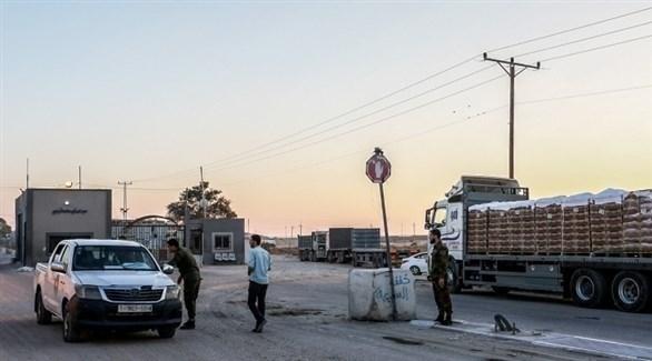 معبر حدودي بين إسرائيل وقطاع غزة (أرشيف)