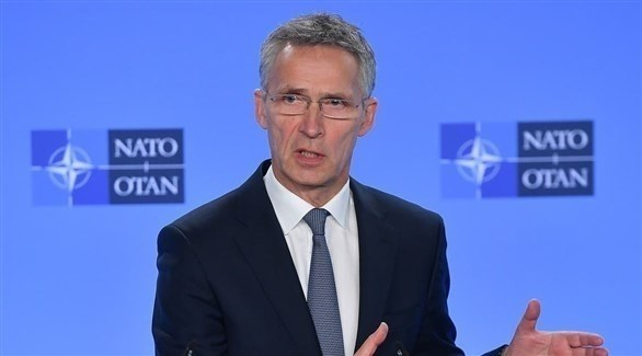 الأمين العام لحلف الأطلسي ينس ستولتنبرغ (أرشيف)