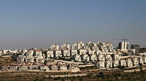 مستوطنة إسرائيلية (أرشيف)