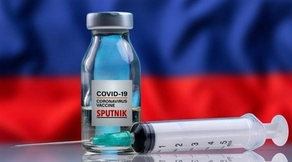 لقاح سبوتنيك في الروسي المضاد لكورونا (أرشيف)