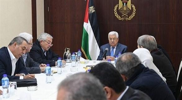 اجتماع للرئاسة الفلسطينية (أرشيف)