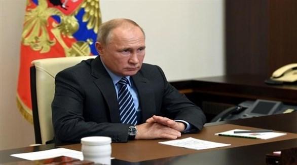 فلاديمير بوتين (أرشيف)