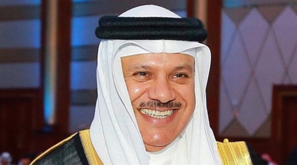 وزير الخارجية البحريني عبد اللطيف الزياني (أرشيف)