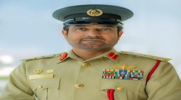 مدير مركز شرطة الراشدية العميد سعيد آل مالك (المصدر)