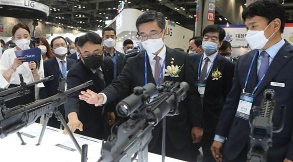 وزير الدفاع في كوريا الجنوبية سو أوك (يونهاب)