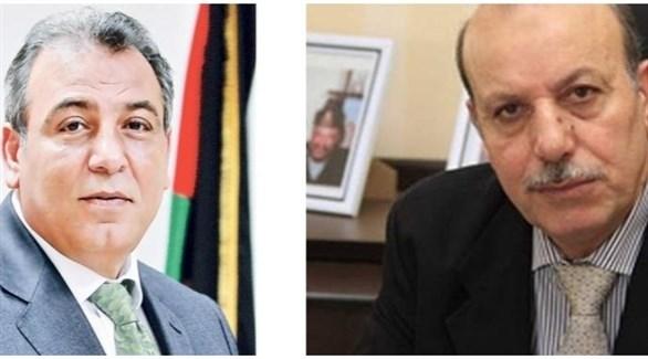 سفيرا فلسطين في البحرين خالد عارف (يمين) والإمارات عصام مصالحة (أرشيف)