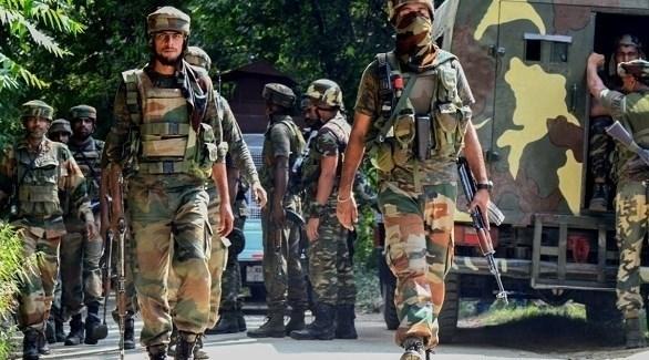 دورية عسكرية هندية في كشمير (أرشيف)