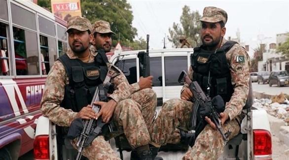 جنود باكستانيون (أرشيف)