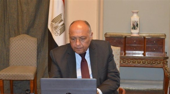 وزير الخارجية المصري سامح شكري (أرشيف)