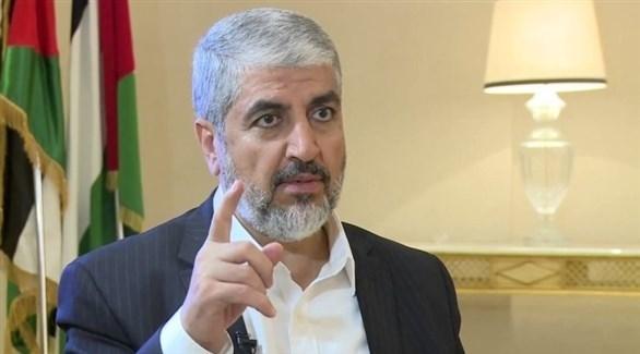 رئيس المكتب السياسي الاسبق لحركة حماس خالد مشعل (أرشيف)