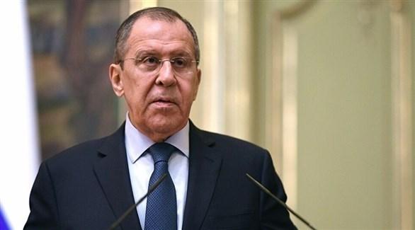 وزير الخارجية الروسي سيرخي لافروف (أرشيف)