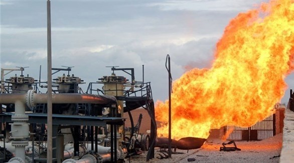 انفجار في خط أنابيب الغاز بمصر (أرشيف)