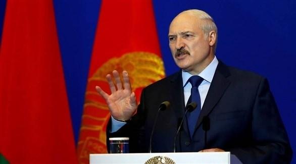 الرئيس البيلاروسي ألكسندر لوكاشينكو (أرشيف)